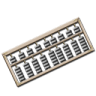 96x96px size png icon of Abacus