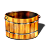 96x96px size png icon of Bucket
