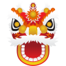 96x96px size png icon of dragon