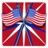 96x96px size png icon of Independence Day 6 Flags