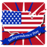 96x96px size png icon of Independence Day 9 Country