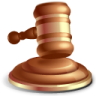 96x96px size png icon of Gavel Law