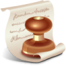 96x96px size png icon of Notary