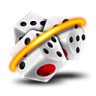 96x96px size png icon of Internet Explorer Dice