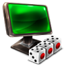 96x96px size png icon of My Network Dice