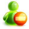 96x96px size png icon of busy