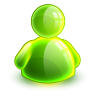 96x96px size png icon of online