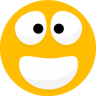 96x96px size png icon of Smiley 1