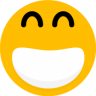 96x96px size png icon of Smiley 11