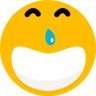 96x96px size png icon of Smiley 15