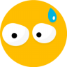 96x96px size png icon of Smiley 21