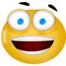 96x96px size png icon of happy