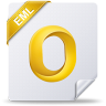 96x96px size png icon of eml