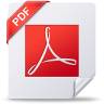 96x96px size png icon of pdf
