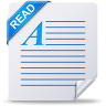 96x96px size png icon of readme
