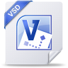 96x96px size png icon of vsd