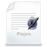 96x96px size png icon of pages