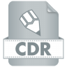 96x96px size png icon of Filetype CDR