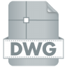 96x96px size png icon of Filetype DWG