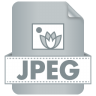 96x96px size png icon of Filetype JPEG
