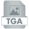 96x96px size png icon of Filetype TGA
