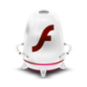 96x96px size png icon of File Adobe Flash