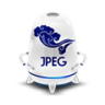 96x96px size png icon of File jpeg
