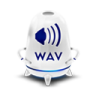 96x96px size png icon of File wav