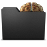 96x96px size png icon of brain