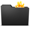 96x96px size png icon of fire