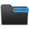 96x96px size png icon of ribbondoc