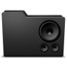 96x96px size png icon of speaker 3