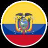 96x96px size png icon of Ecuador