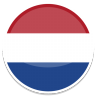 96x96px size png icon of Netherlands