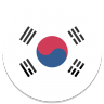 96x96px size png icon of South Korea
