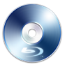 96x96px size png icon of Blue Ray Disc 2