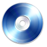 96x96px size png icon of Blue Ray Disc