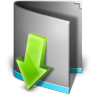 96x96px size png icon of Downloads Folder