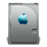 96x96px size png icon of HD Apple