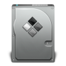 96x96px size png icon of HD Windows or Bootcamp