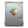 96x96px size png icon of HD Windows