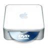 96x96px size png icon of Mac Mini DVD