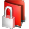 96x96px size png icon of Private Folder