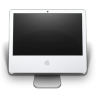 96x96px size png icon of iMac