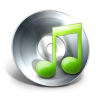 96x96px size png icon of iTunes Alt