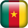 96x96px size png icon of Cameroon