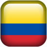 96x96px size png icon of Colombia