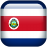96x96px size png icon of Costa Rica