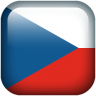 96x96px size png icon of Czech Republic