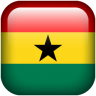 96x96px size png icon of Ghana